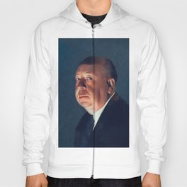 Alfred Hitchcock, Hollywood Legend Hoody
