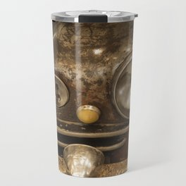 Rusty Car Travel Mug