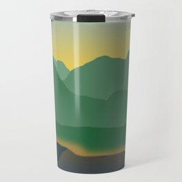 Twilight on Silverthorne Travel Mug