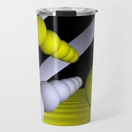 3D-geometry -9- Travel Mug