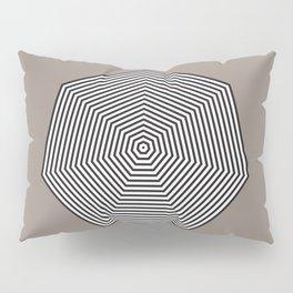 Basic geometry: heptagon Pillow Sham