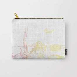 Family of six Carry-All Pouch