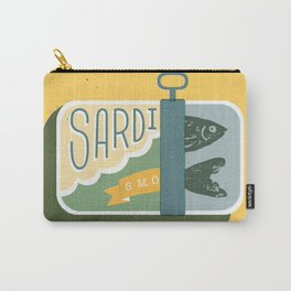 Sardines in a can Carry-All Pouch