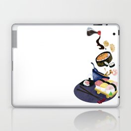 Food of Japan Laptop & iPad Skin