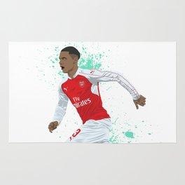 Kieran Gibbs - Arsenal FC Rug