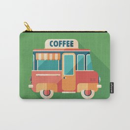 Coffee Van Carry-All Pouch