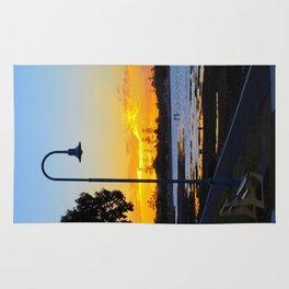 Wynnum Sunset Rug