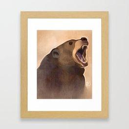 Ours Framed Art Print