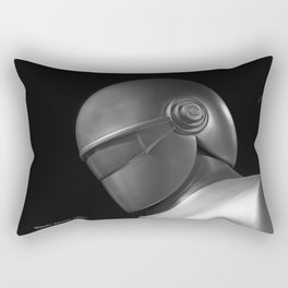 Klaatu 1 Rectangular Pillow