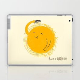 Have a good day Laptop & iPad Skin
