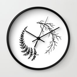 Cirle of Nature Wall Clock