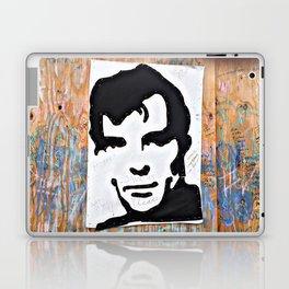 """HERE'S TO THE CRAZY ONES""/Jack Kerouac Laptop & iPad Skin"