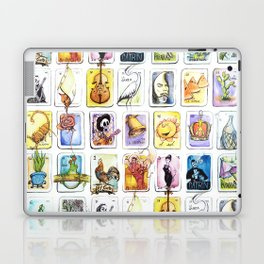 Mexican Lottery Laptop & iPad Skin
