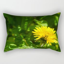 Naturaleza Rectangular Pillow