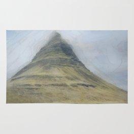 Iceland Mountain Rug