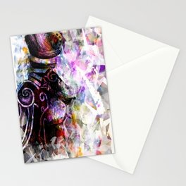Metal Turtle Stationery Cards
