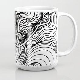 Diving to the depths Coffee Mug