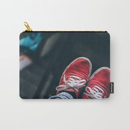 Feet Were Made to Wander Carry-All Pouch