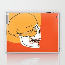 Skull Expand Laptop & iPad Skin