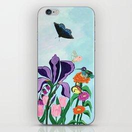Garden of Heavenly Delight iPhone Skin