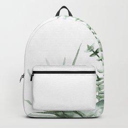 Succulent Backpack