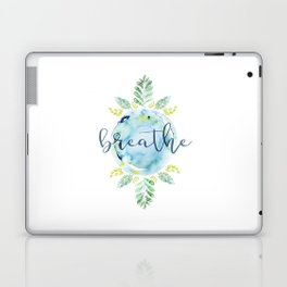 Breathe - Watercolor Laptop & iPad Skin