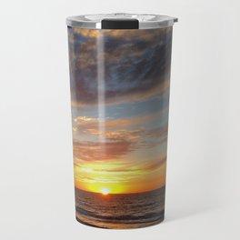 West Oz Sunset Travel Mug