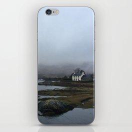 Home in the Skye iPhone Skin