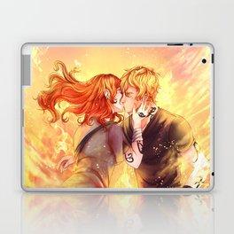 Heavenly Fire Laptop & iPad Skin
