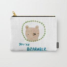 Bearable Bear Carry-All Pouch