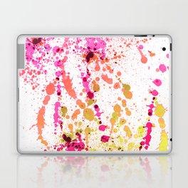Uplifting Heat - Splatter Style Laptop & iPad Skin