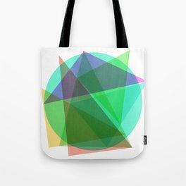 Radius and Vertices Tote Bag