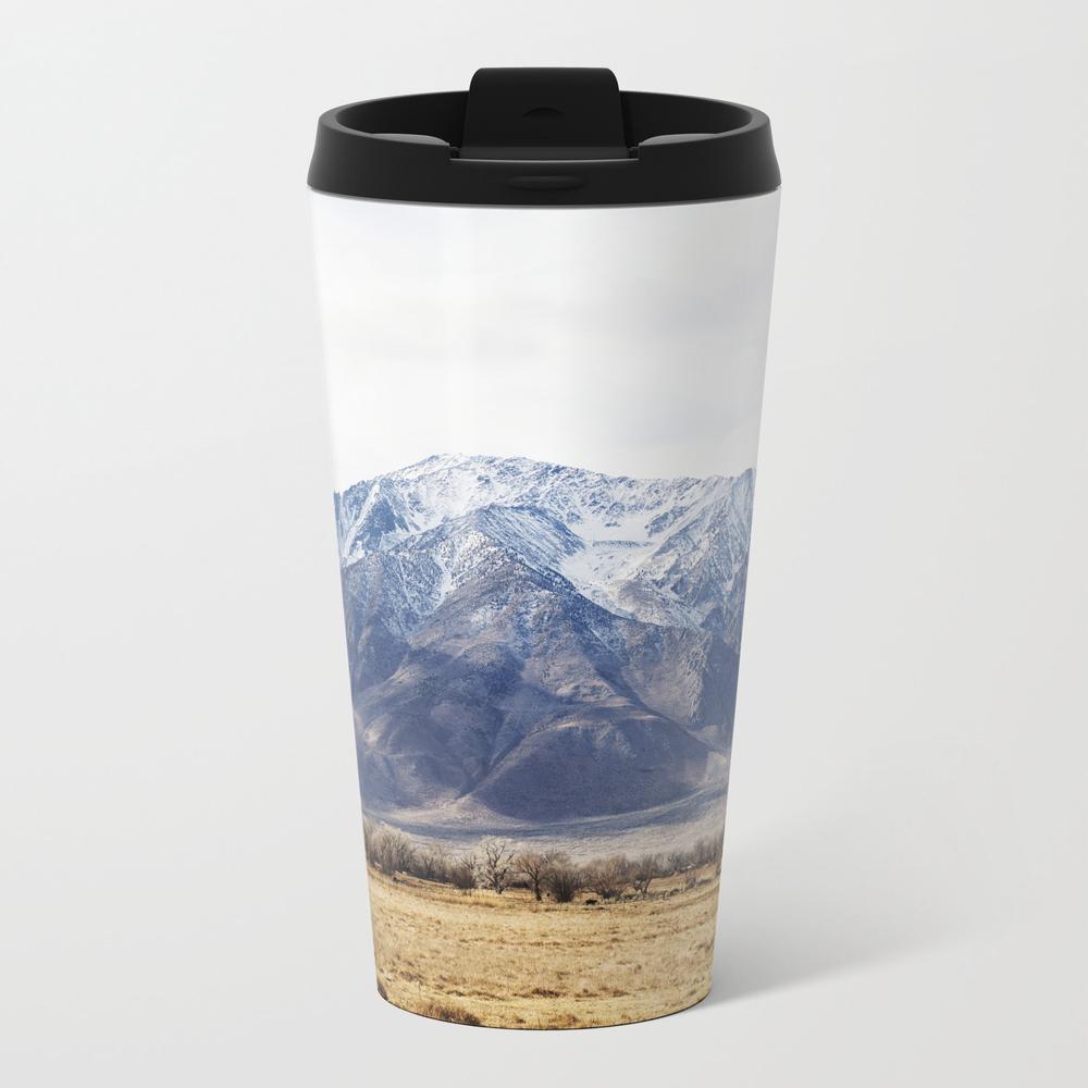 Sierras Metal Travel Mug by Maddenphotography MTM9100021