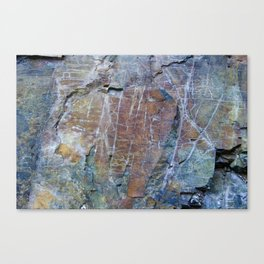 Oxidized Canvas Print