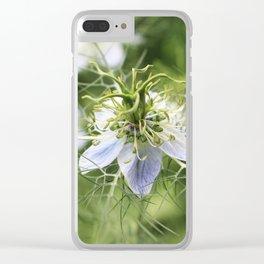 Nigella Clear iPhone Case