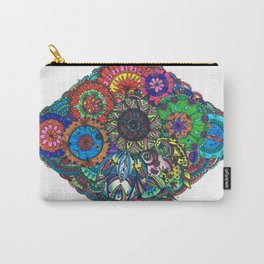Opals Carry-All Pouch