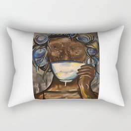 Tea, Darling? Rectangular Pillow