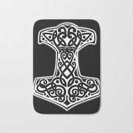 Warriors Of The North (Forest Soul Collection) Bath Mat