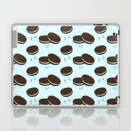 Double biscuits Laptop & iPad Skin