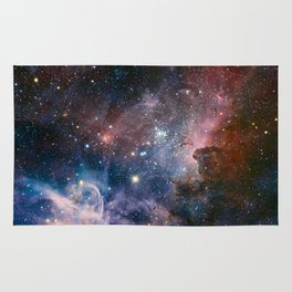 The Carina Nebula Rug