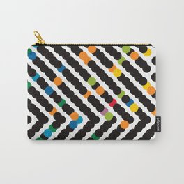 ARROW - dots Carry-All Pouch