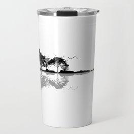 Nature Guitar Travel Mug