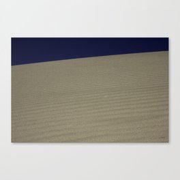 Sandunes Canvas Print