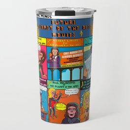 Future Planet of The Apes Movies Travel Mug