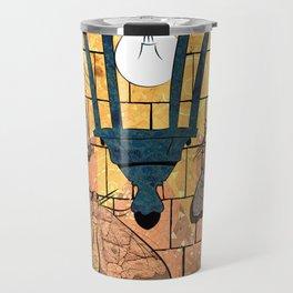 MOTH LIGHT Travel Mug