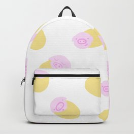 Pigs in a blanket Backpack