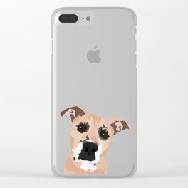 Chico Clear iPhone Case