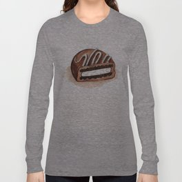 Chocolate Covered Cookie Long Sleeve T-shirt