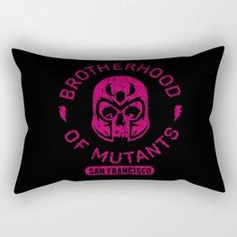Bad Boy Club: Brotherhood of Mutants  Rectangular Pillow