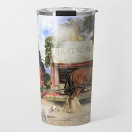 Fire Fire Travel Mug